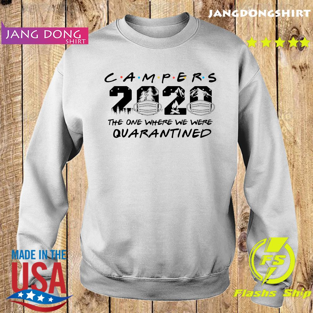 Camper 2020 the one where we were quarantined s Sweater