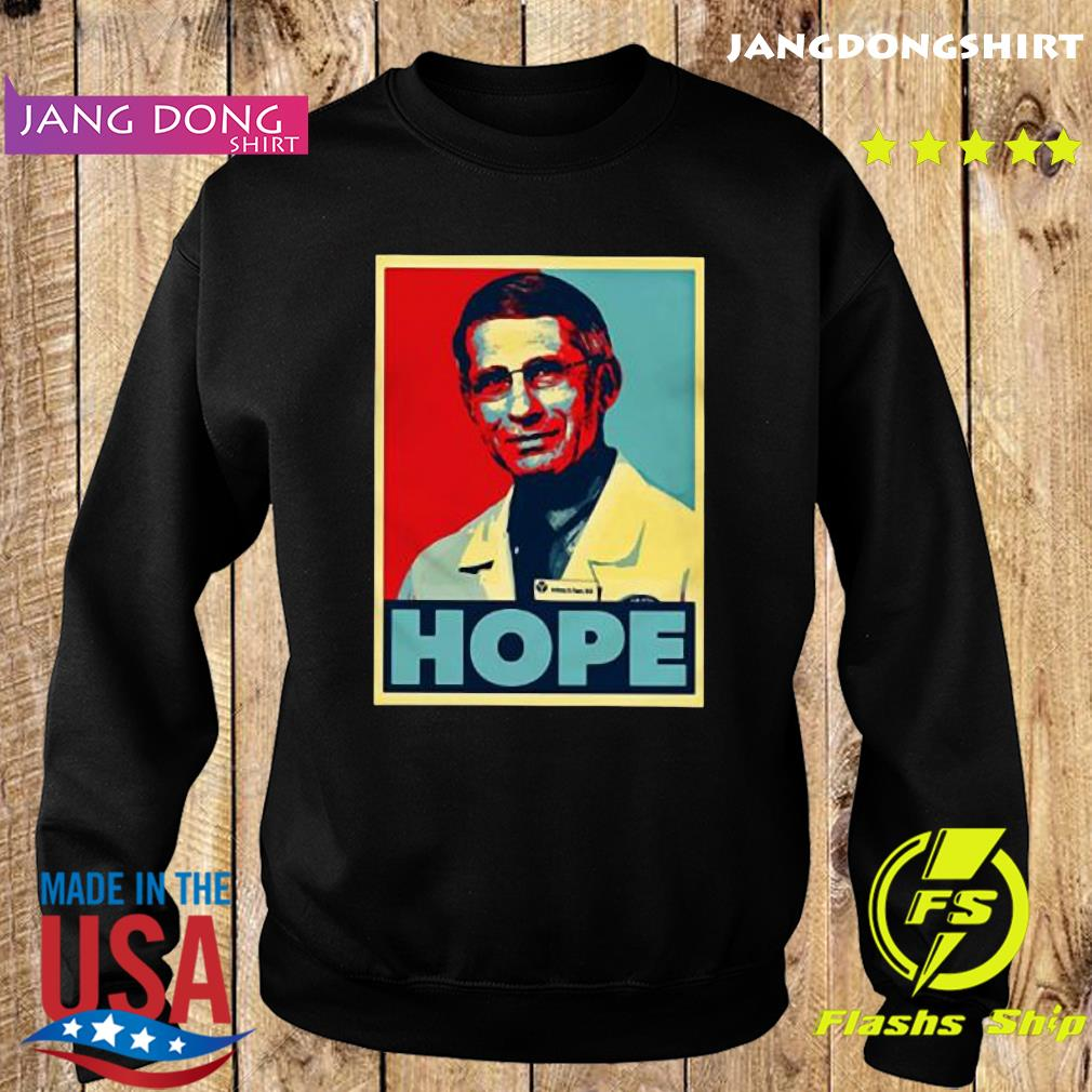 Dr Anthony Fauci Hope s Sweater