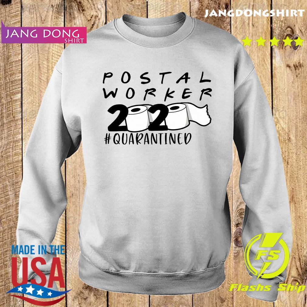 Postal worker 2020 quarantined s Sweater