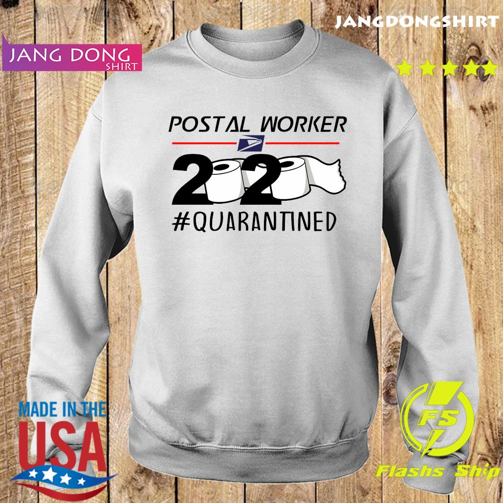 USPS Postal worker 2020 quarantined s Sweater