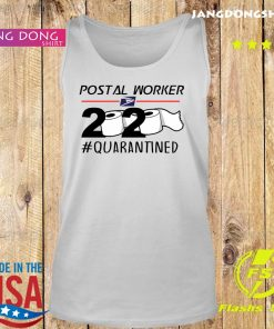 USPS Postal worker 2020 quarantined s Tank top