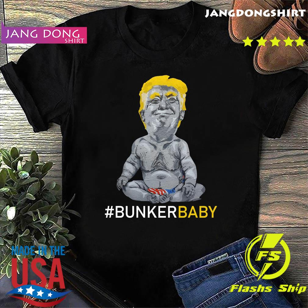 Donald Trump Bunker Baby Shirt