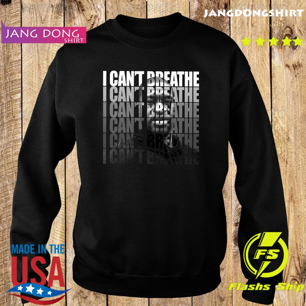 George Floyd I Can't Breathe T-Shirt Sweater