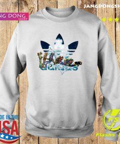 Scuba Diving adidas Logo Shirt Sweater