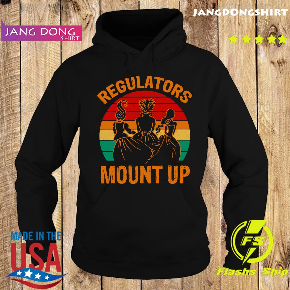 Hocus Pocus Regulators Mount Up Vintage Shirt Hoodie