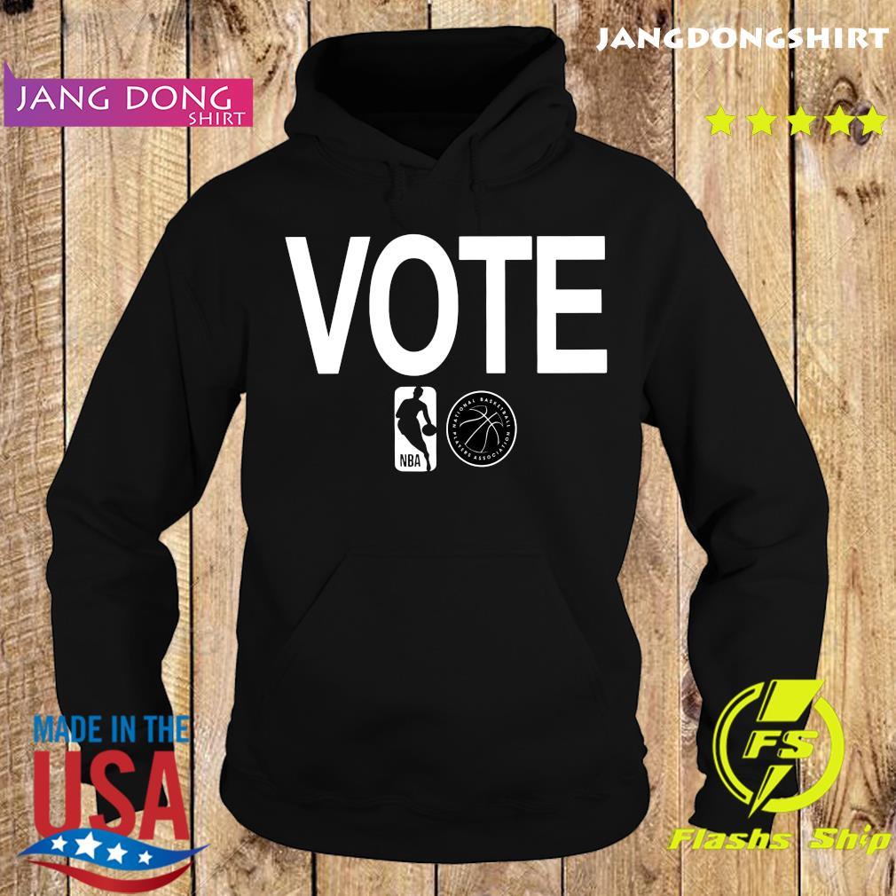 NBA vote national basketball players association s Hoodie