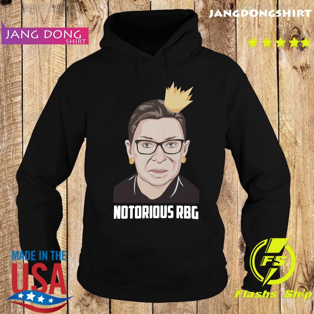 Notorious RBG Ruth Bader Ginsburg Shirt Hoodie