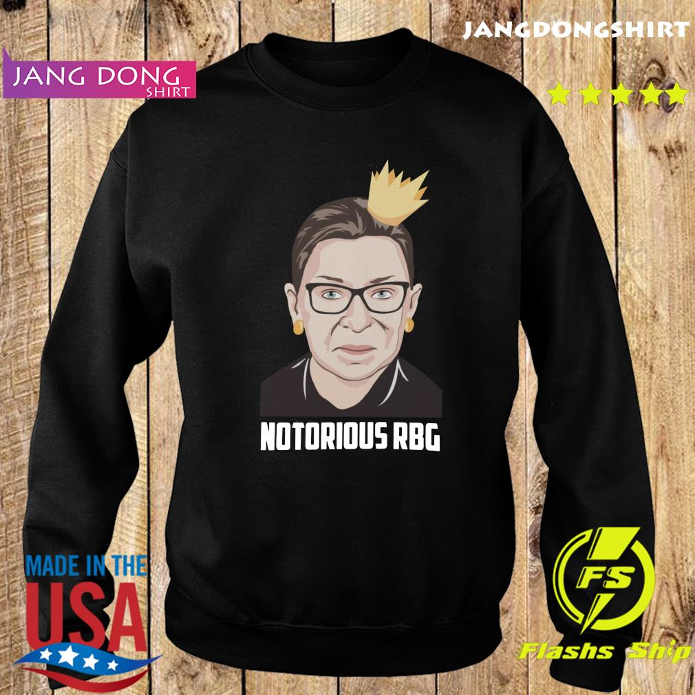 Notorious RBG Ruth Bader Ginsburg Shirt Sweater