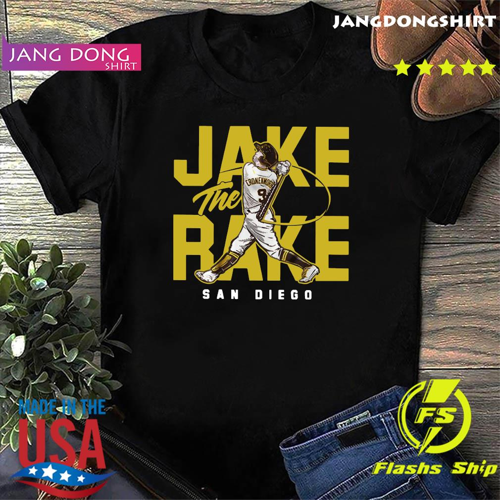 Official Jake The Rake San Diego Shirt