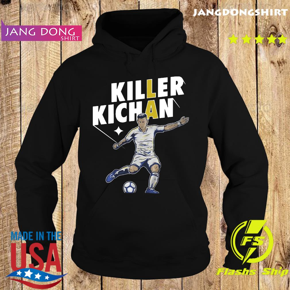 Official Killer Kichan Shirt Hoodie