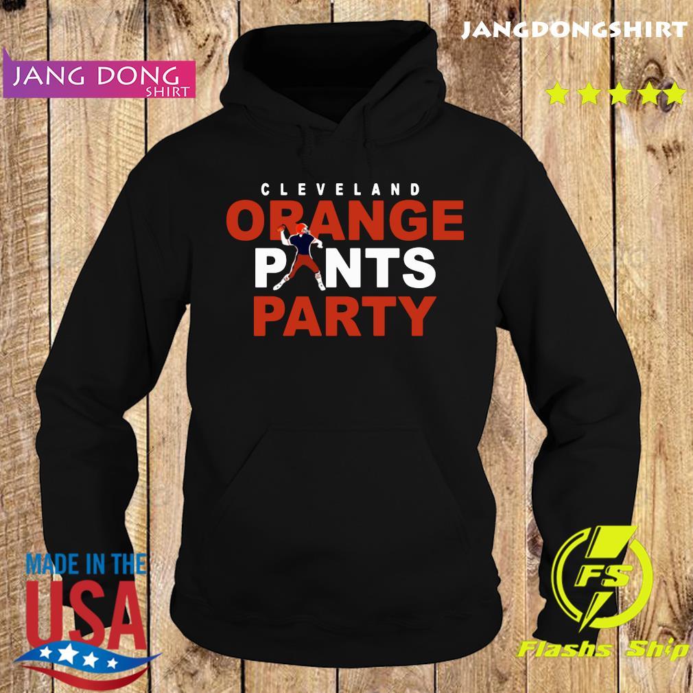 Orange Pants Party Cleveland Football 2020 Shirt Hoodie