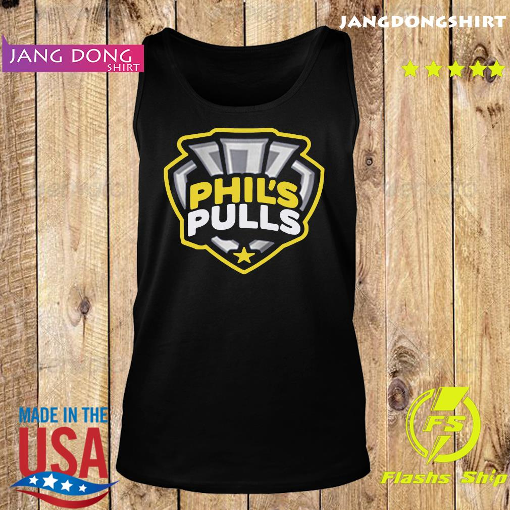 Phil_ Pulls 2020 Shirt Tank top