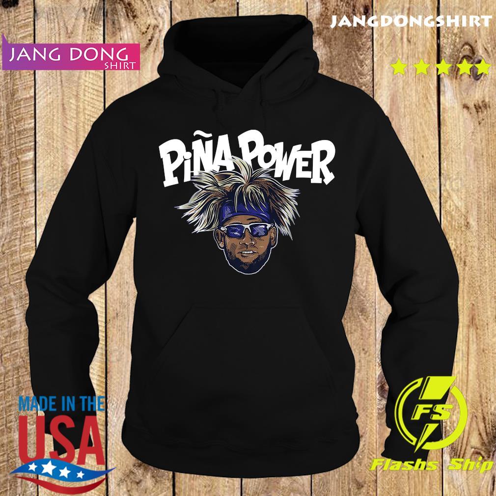 Piña Power Shirt Hoodie