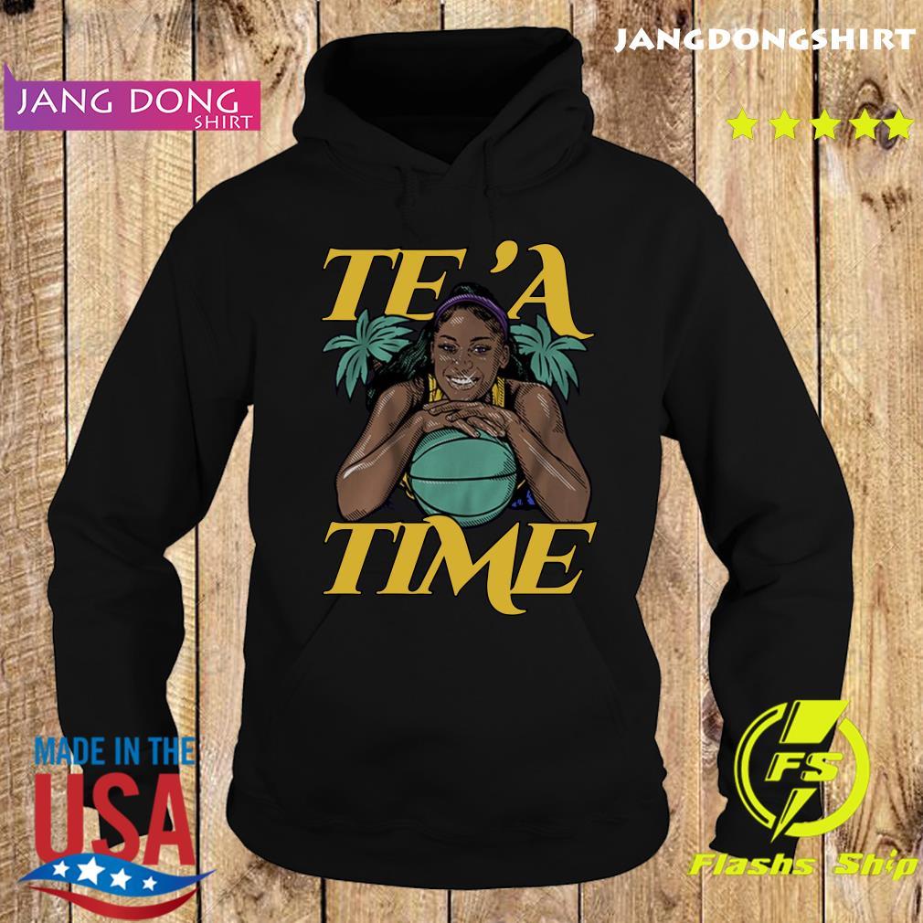 Te'a Cooper, Te'a Time, Los Angeles Tee Shirt Hoodie