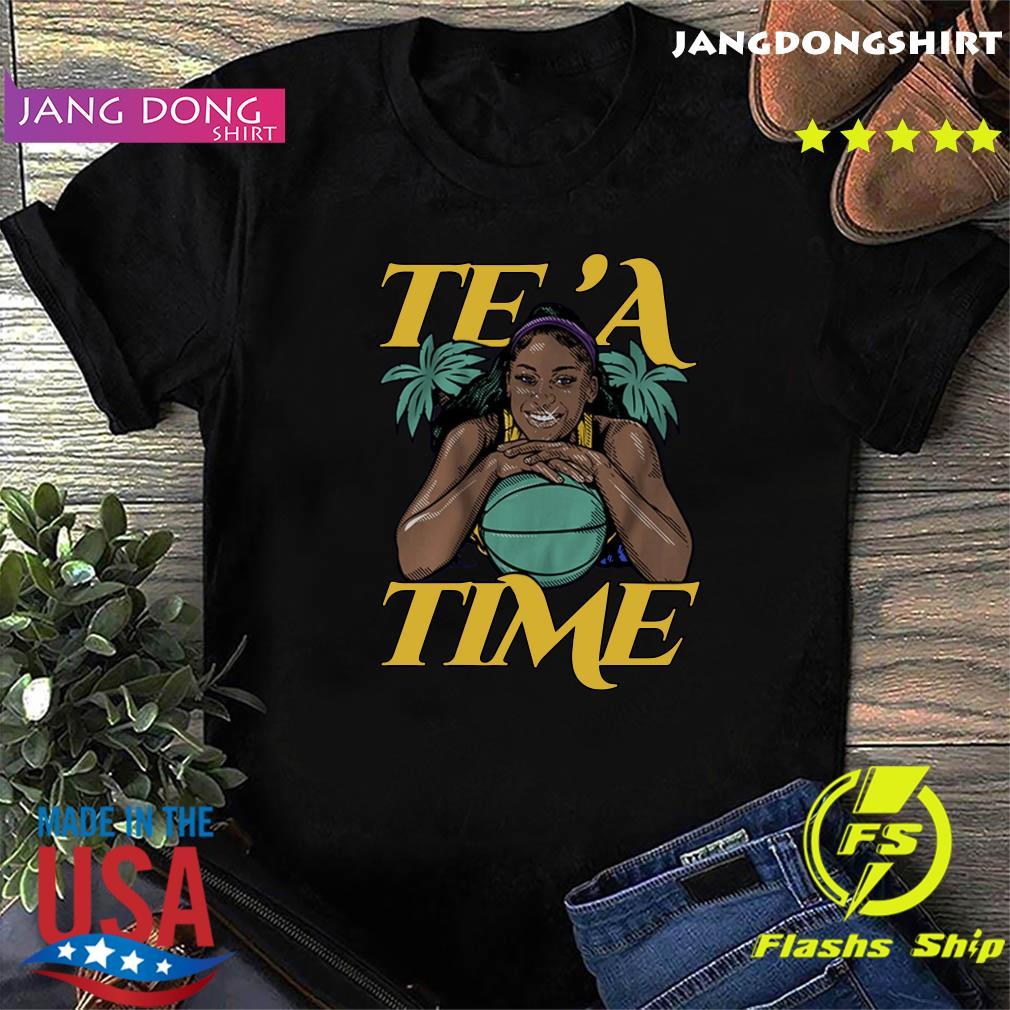 Te'a Cooper, Te'a Time, Los Angeles Tee Shirt