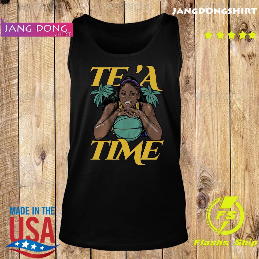 Te'a Cooper, Te'a Time, Los Angeles Tee Shirt Tank top