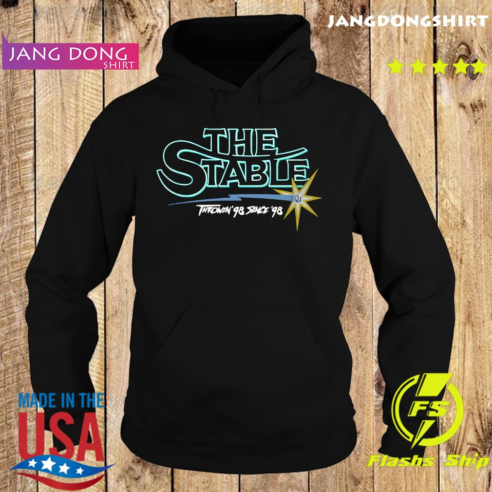 The Stable Throwin' 98 Since '98 Shirt Hoodie