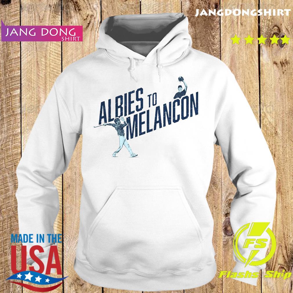 Albies To Melancon Shirt Hoodie