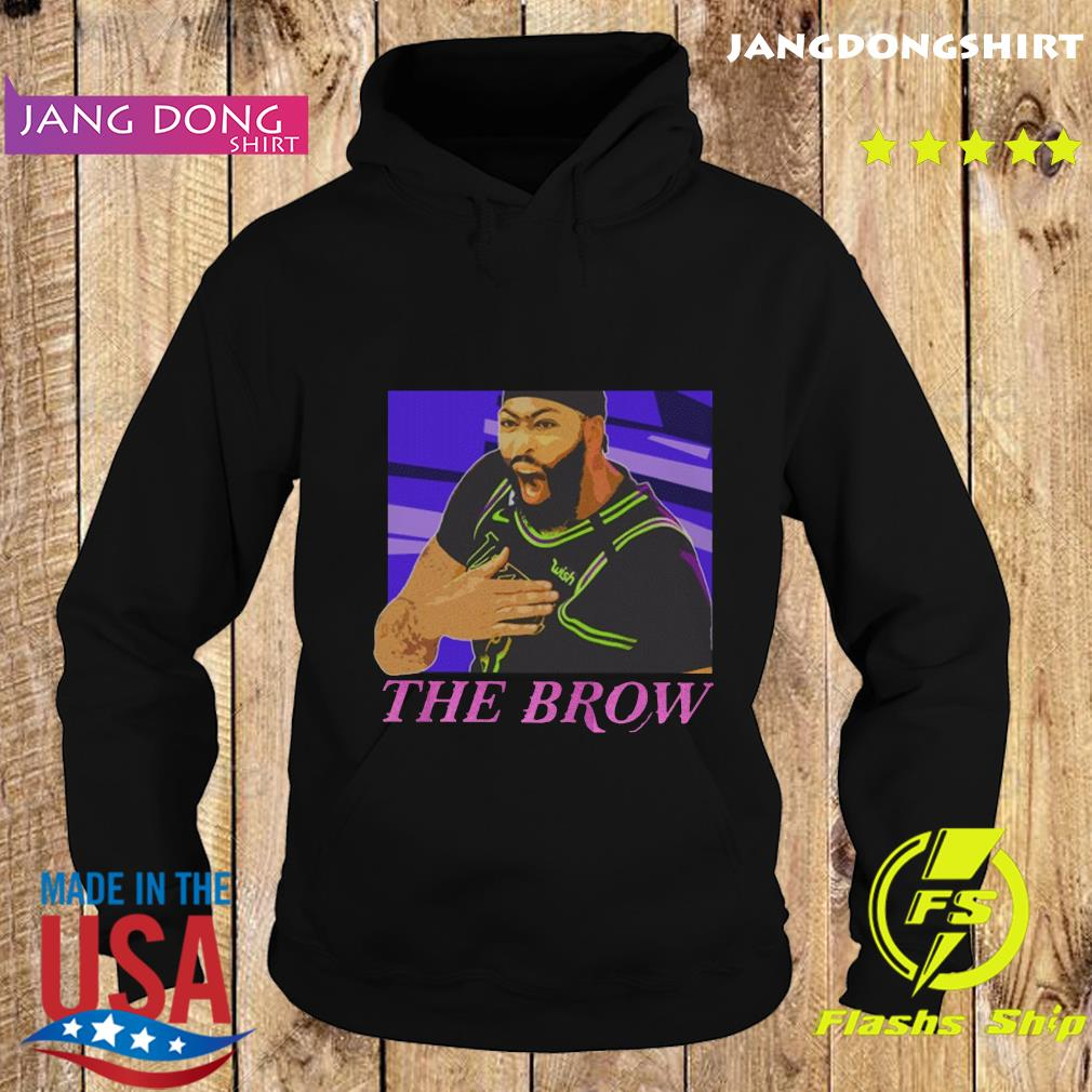 Anthony Davis – I'm Like That x The Brow Poster Shirt Hoodie