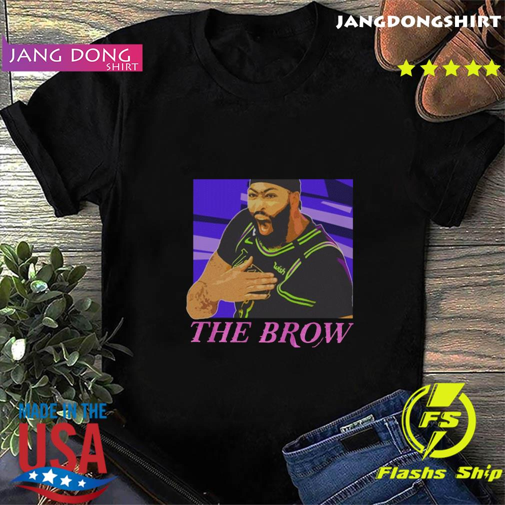 Anthony Davis – I'm Like That x The Brow Poster Shirt