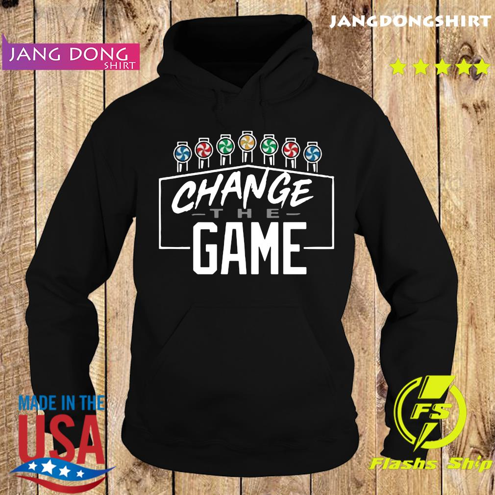 Change The Game Official T-s Hoodie