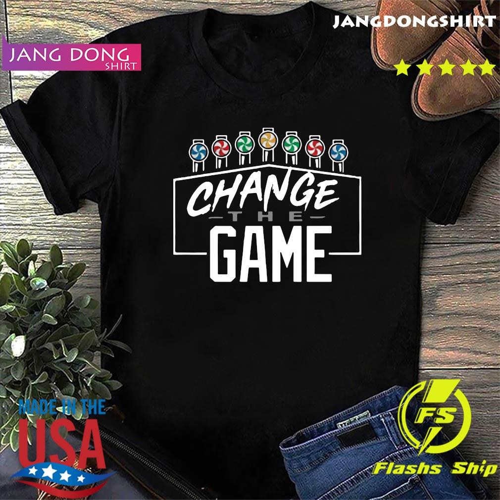 Change The Game Official T-shirt