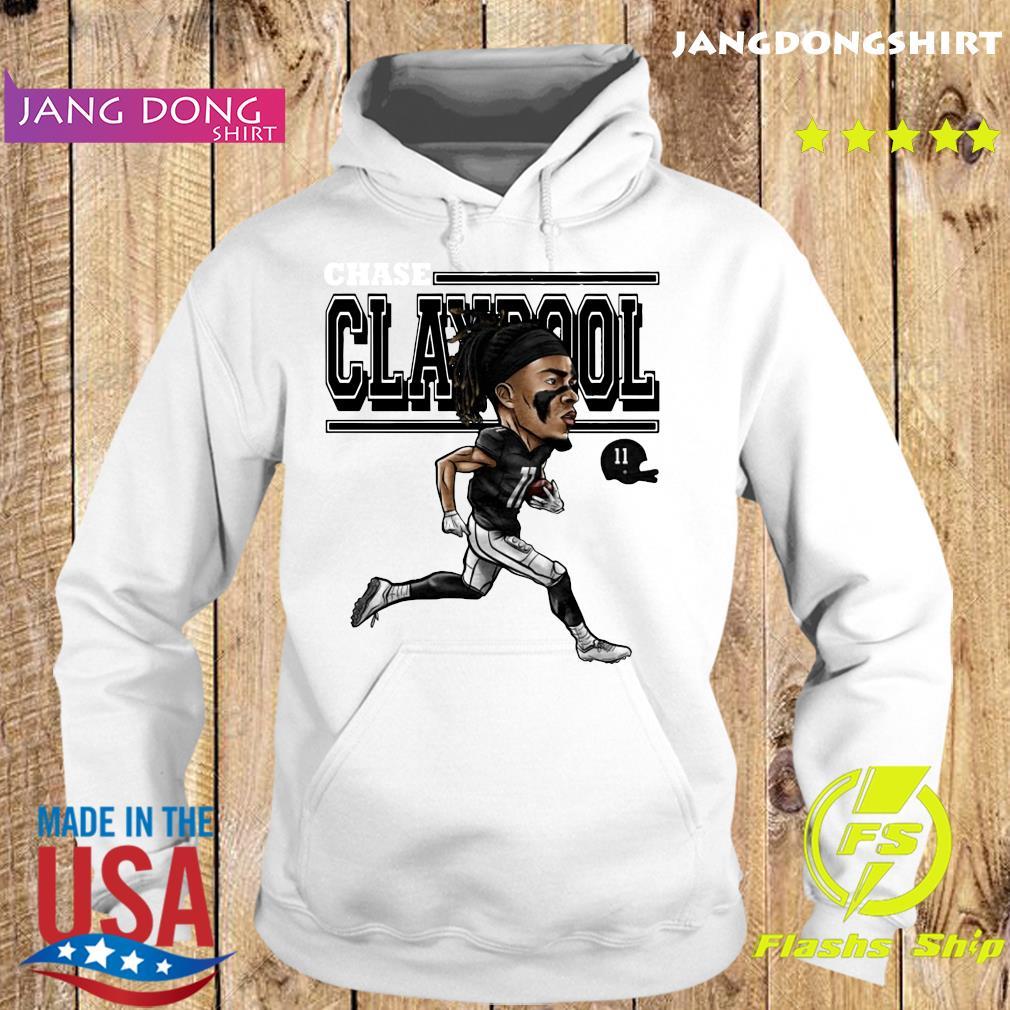 Chase Claypool Cartoon T-Shirt Hoodie