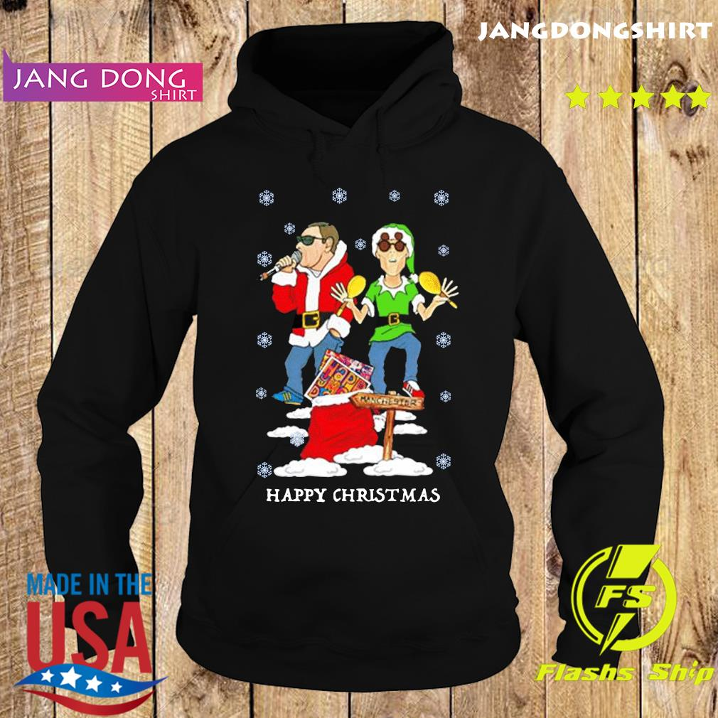 Happy Mondays Christmas 2020 T-Shirt Hoodie