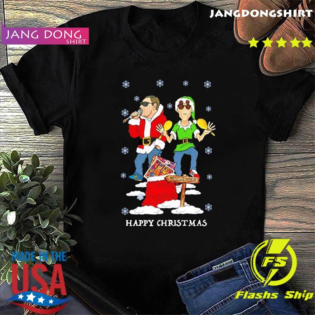 Happy Mondays Christmas 2020 T-Shirt