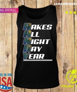 Randy Arozarena Rakes All Night Day Year T-Shirt Tank top