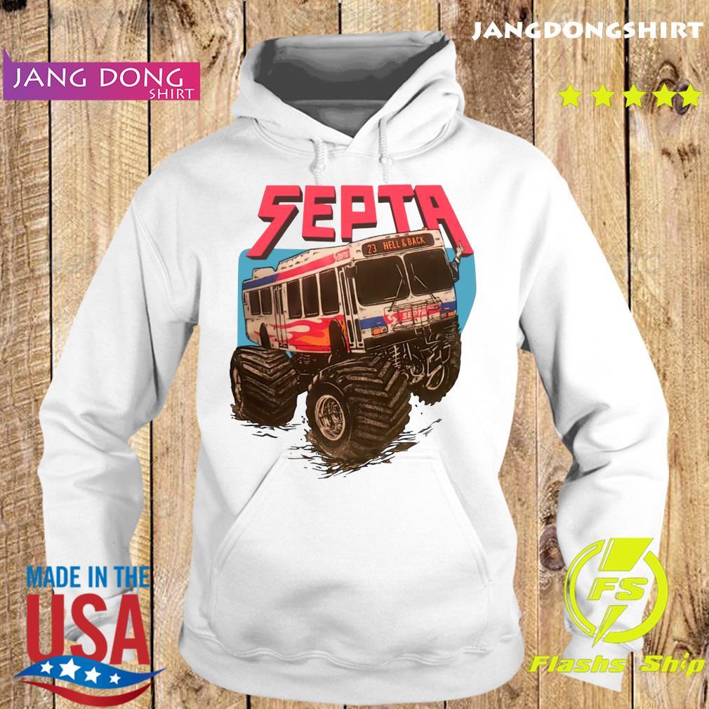 Septa Shirt Hoodie