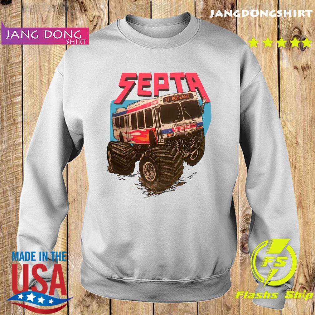 Septa Shirt Sweater