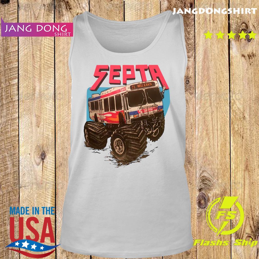 Septa Shirt Tank top