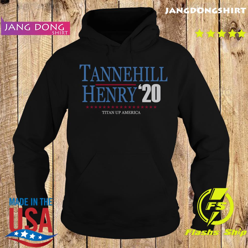 Tennessee Titans Fan Tannehill Henry 2020 T-Shirt Hoodie