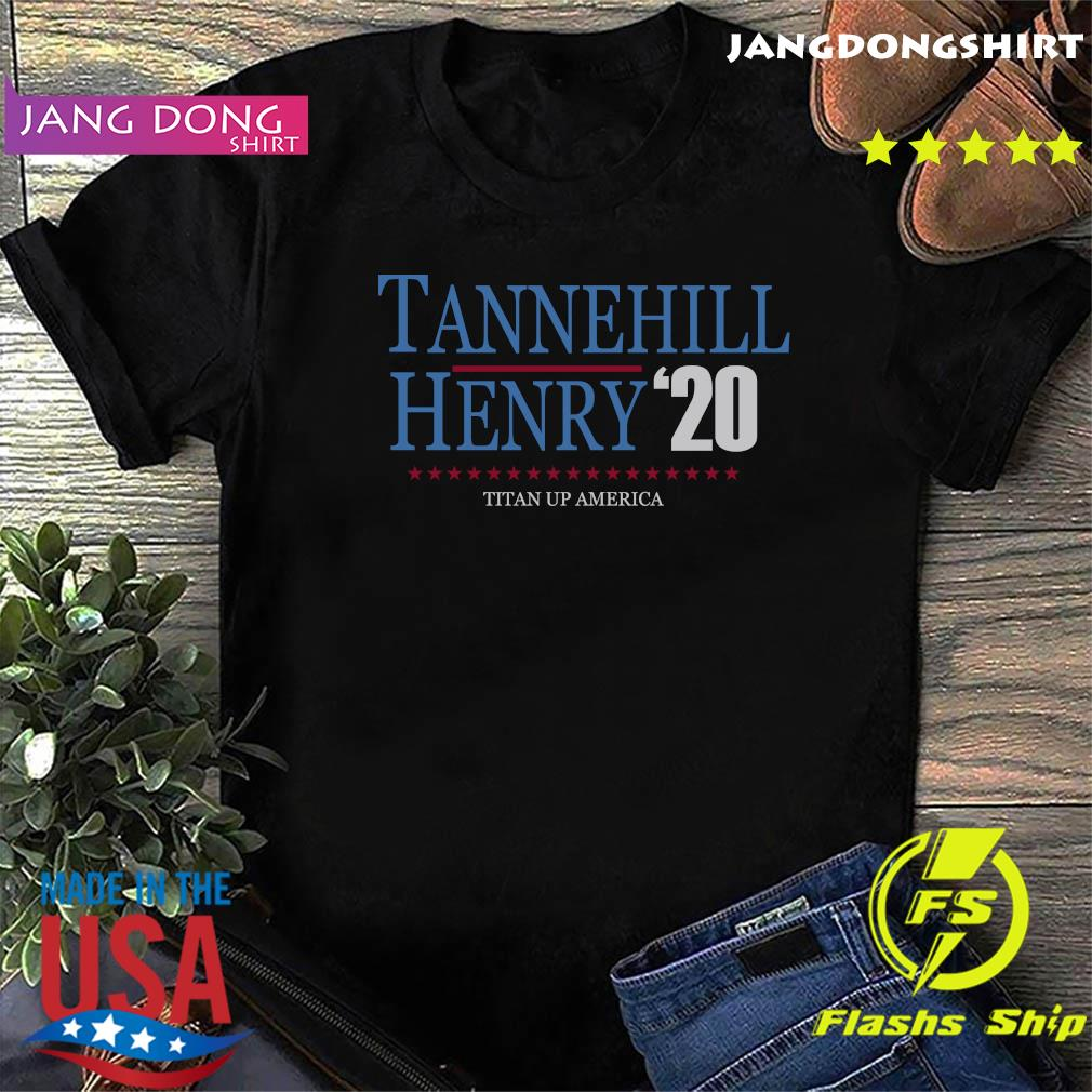 Tennessee Titans Fan Tannehill Henry 2020 T-Shirt