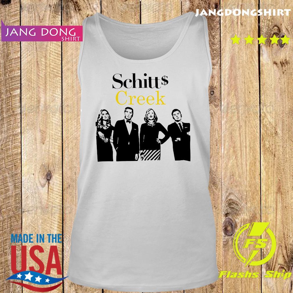 Official Schitts Creek Shirt Tank top