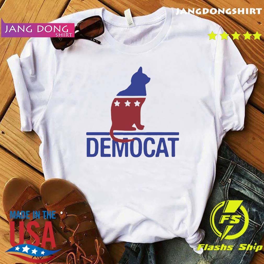 American Democat Logo Shirt