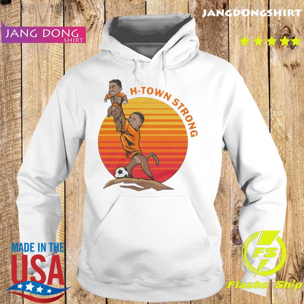ChristianThe Ramirez _ Memo Rodriguez H-Town Strong Shirt Hoodie