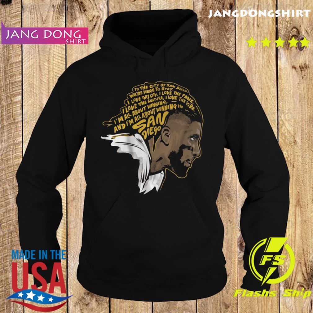 Fernando Tatis Jr Here to Stay Apparel San Diego Shirt Hoodie