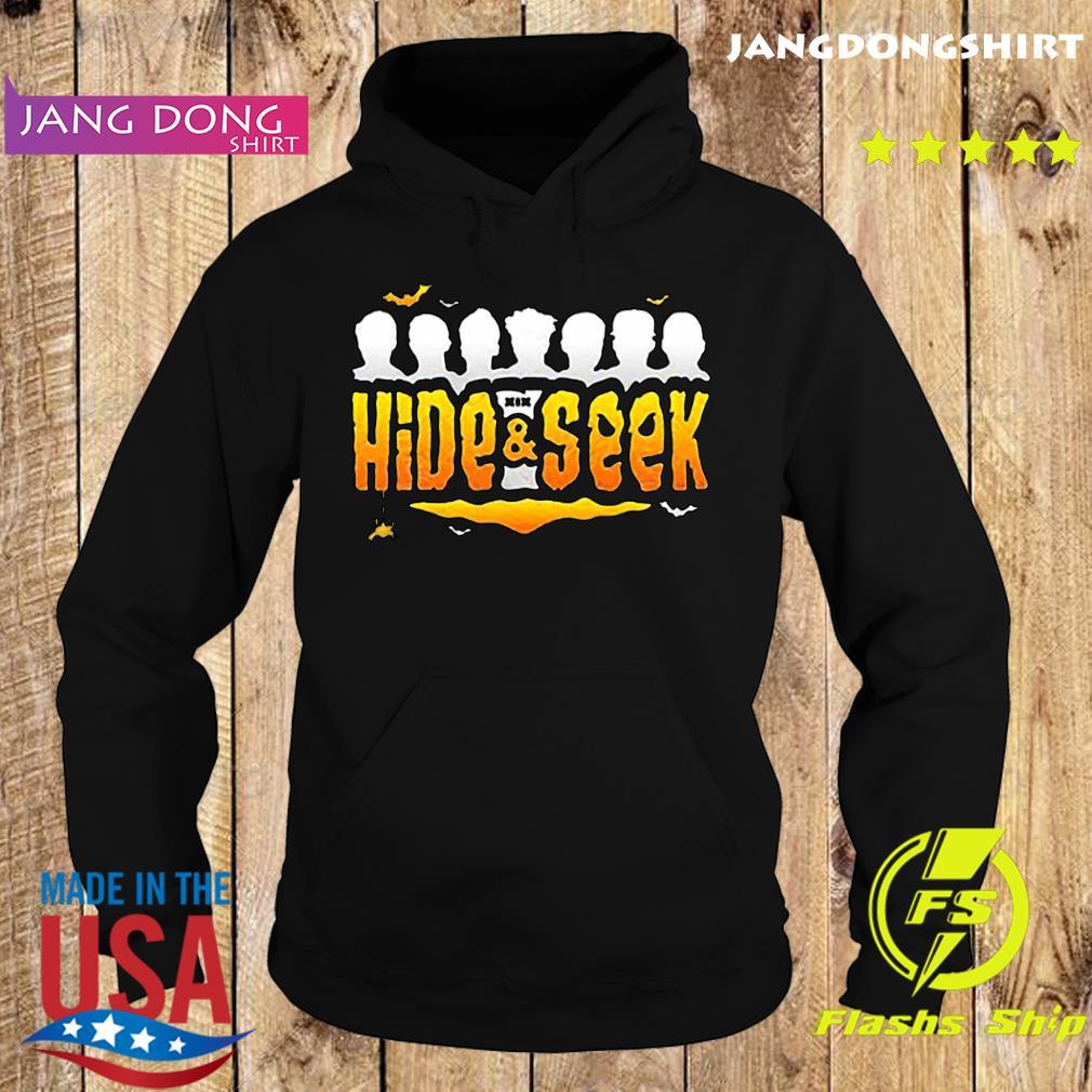 Official Sidemen Hide And Seek Shirt Hoodie