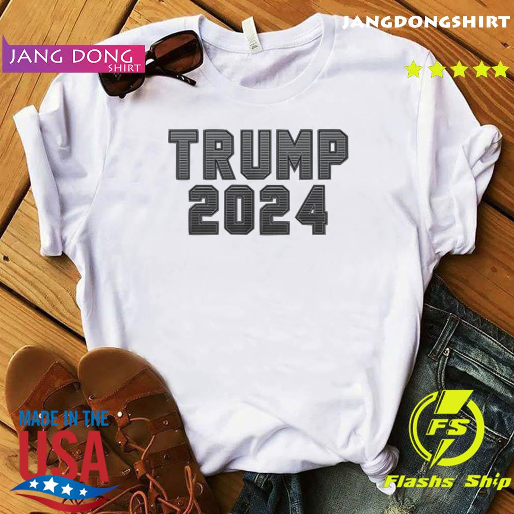 Trump 2024 Will President Shirt