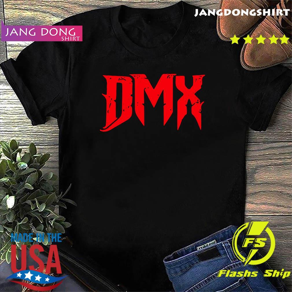 Official DMX Dark Man X Rip Tee Shirt