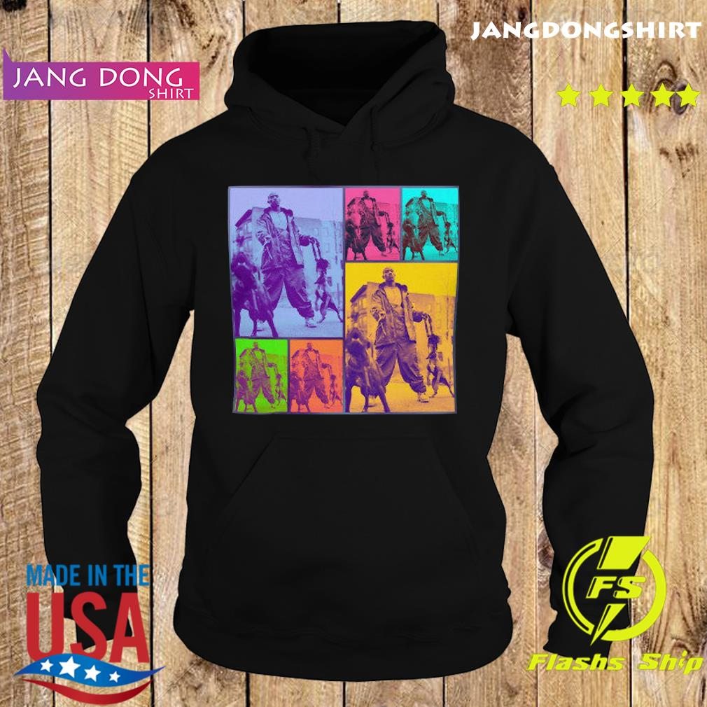 Official DMX Dogs color tee s Hoodie