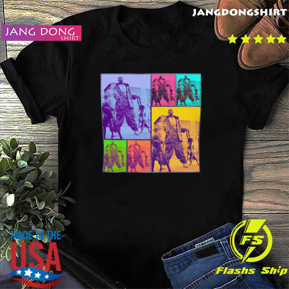 Official DMX Dogs color tee shirt