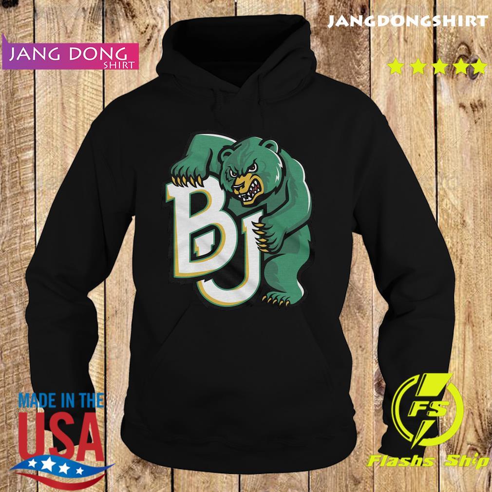Official Mascot Hug Baylor Bears Shirt Hoodie