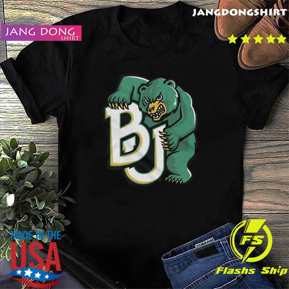 Official Mascot Hug Baylor Bears Shirt