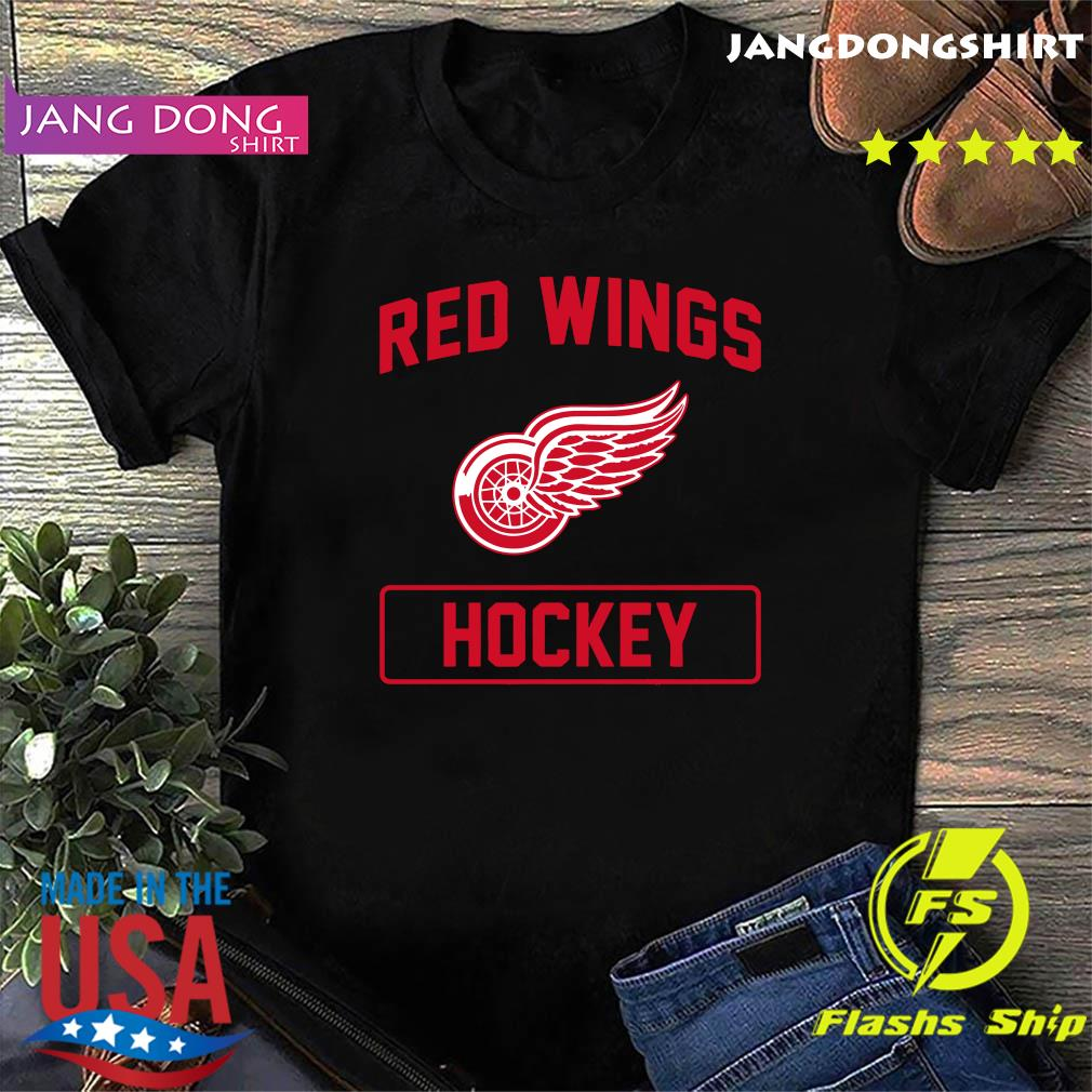Official Red Wings Hockey Shirt