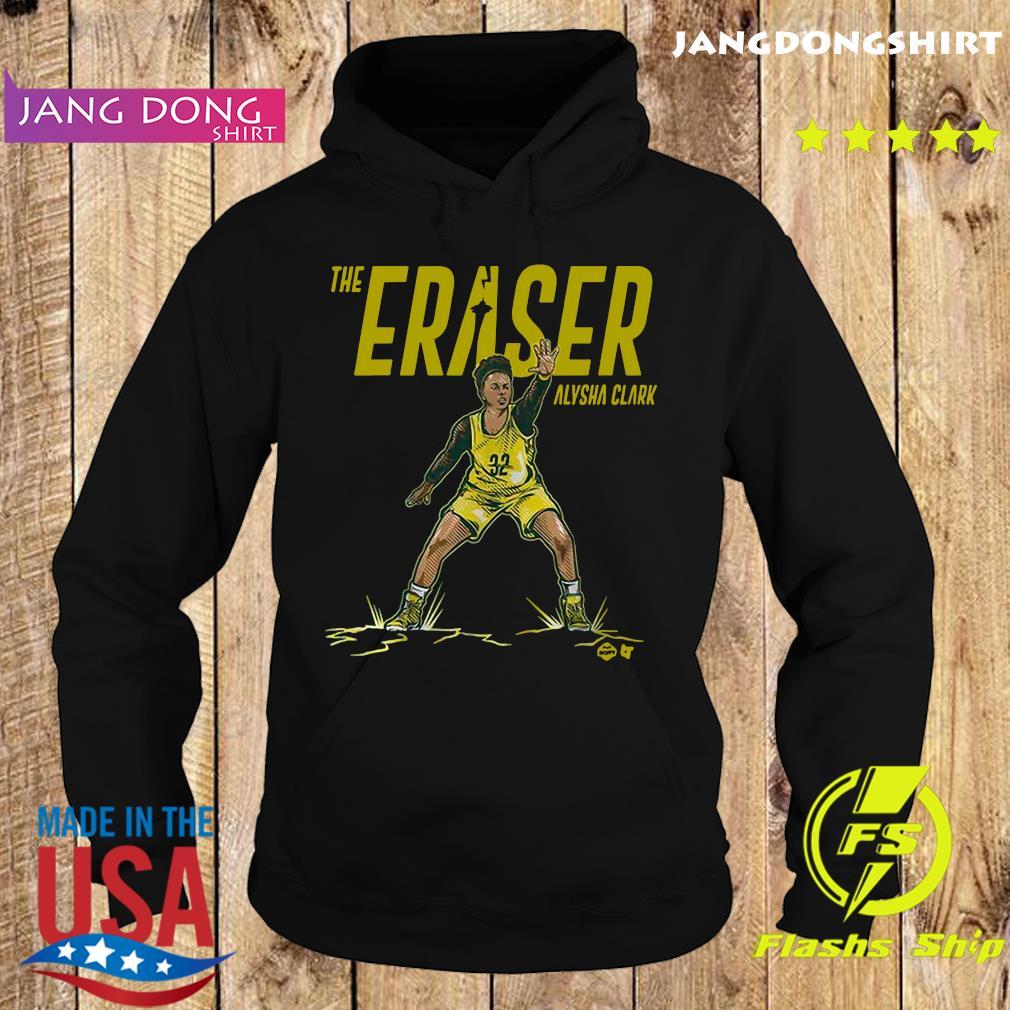 Official The Eraser Alysha Clark Shirt Hoodie