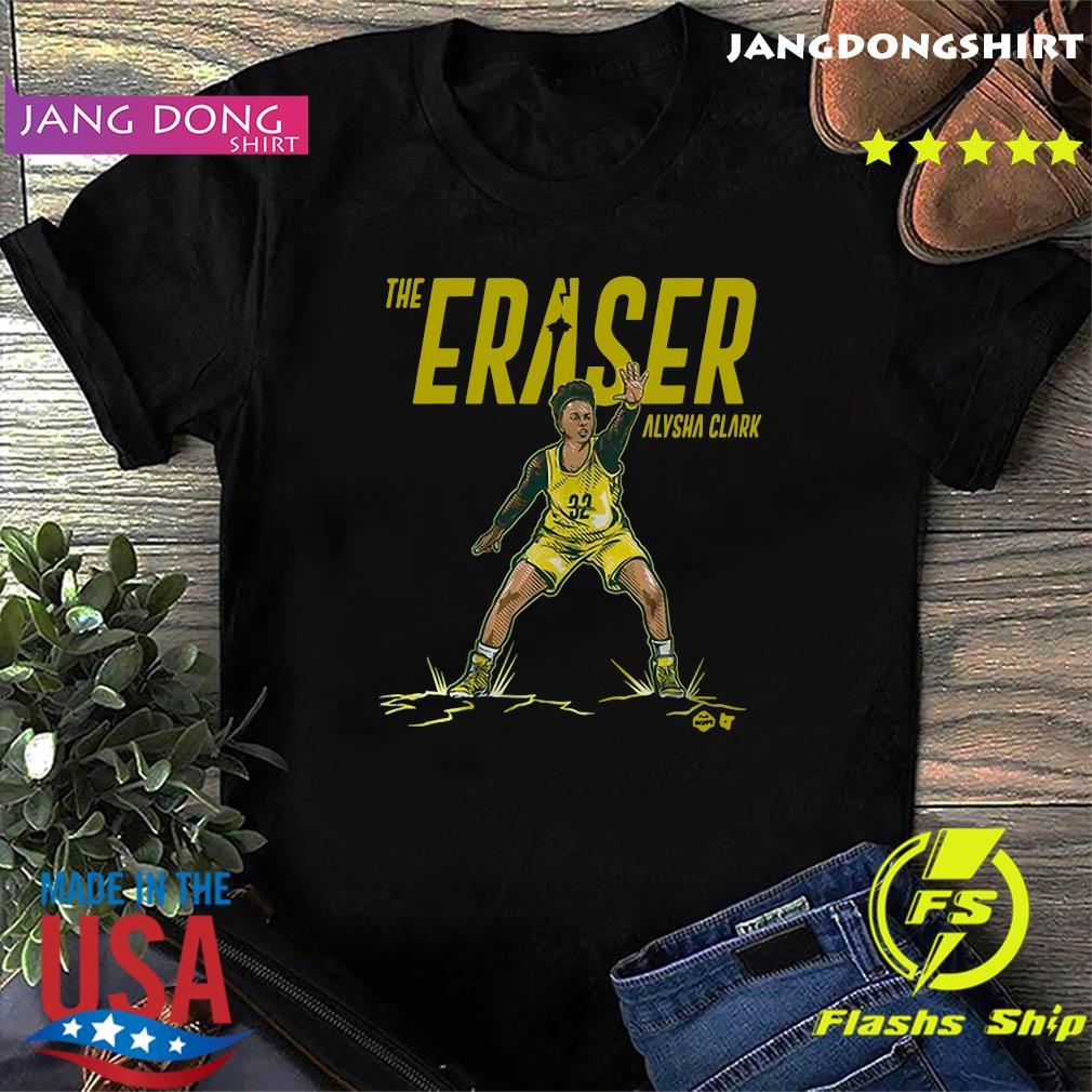 Official The Eraser Alysha Clark Shirt