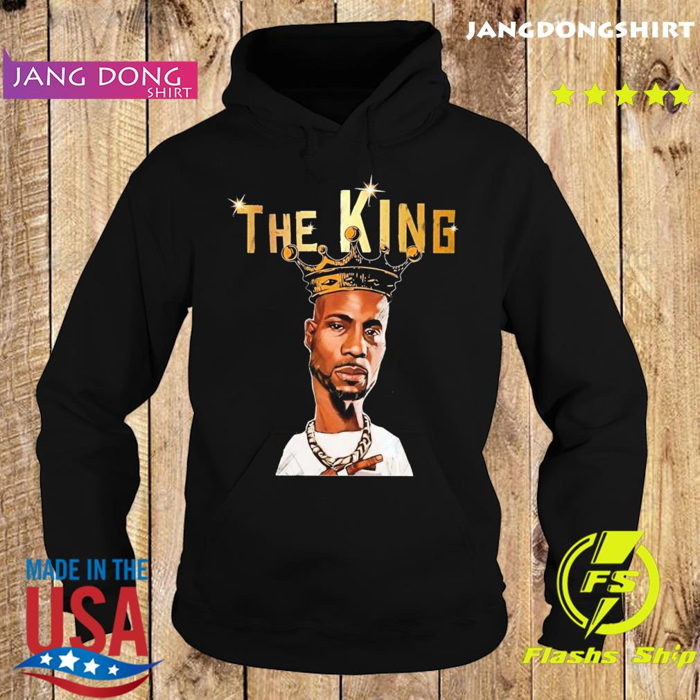 Official The King DXM Thank You The legend Hiphop s Hoodie